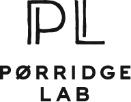 logo porridge lab