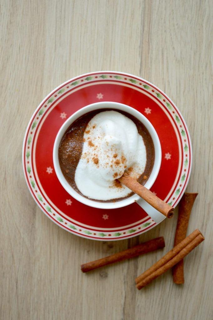 Choco Viennois Bøwl – Porridge Amarante cacao