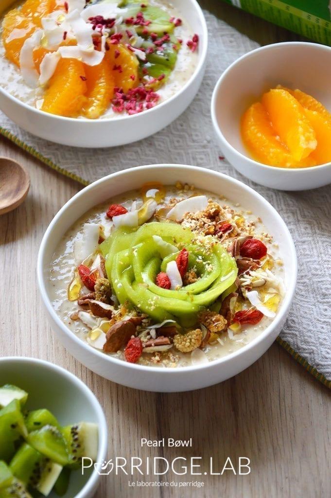 Pearl Bøwl – Porridge aux perles du Japon