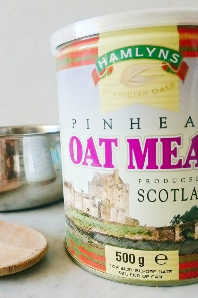 Porridge traditionnel – Le ScottishBowl