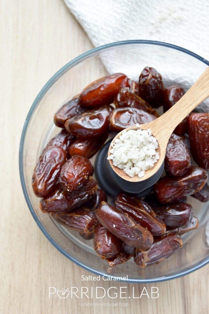 Salted Caramel – Caramel salé végétal