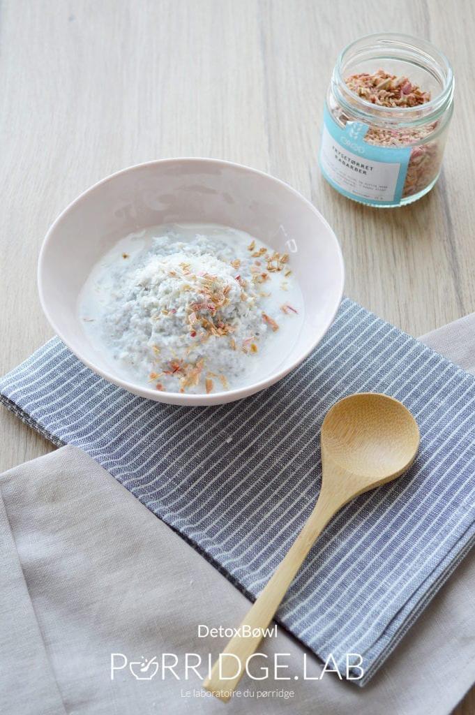Detox Bøwl – Porridge sans céréales