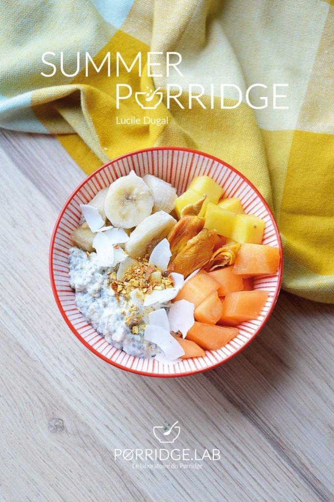 Summer Porridge – Livre de recettes d'Été